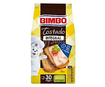 Bimbo Pan integral tostado crujiente 270 g
