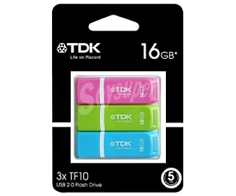 Tdk color tf 10