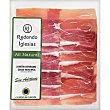 All Natural jamón serrano Gran Reserva ETG 18 meses de curación Envase 75 g Redondo Iglesias