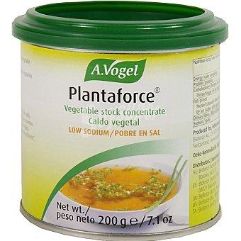 A.VOGEL Plantaforce Caldo vegetal sin sal añadida Envase 76 g