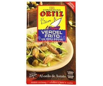 Ortiz Verdel Frito en Escabeche 200 Gramos