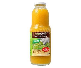 SANTIVERI ZUMFRUIT Nectar de ciruela sin azúcar Frasco 1 l