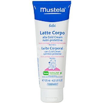 MUSTELA Corpo Cold Cream 125ml
