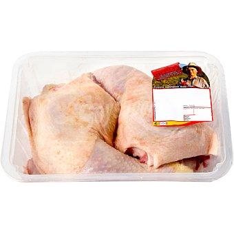 Matisa Traseros de pollo mallorquin formato ahorro peso aproximado bandeja 1 kg Bandeja 1 kg