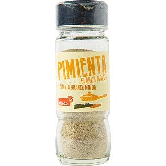 ALIADA Pimienta blanca molida  tarro de 70 g
