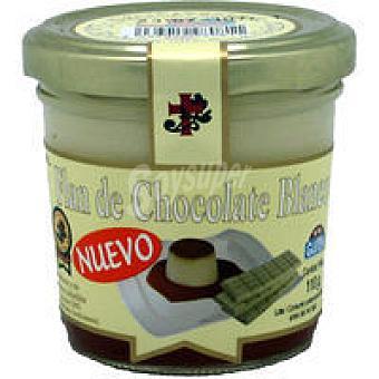 La Ermita Flan de chocolate blanco Tarro 110 g