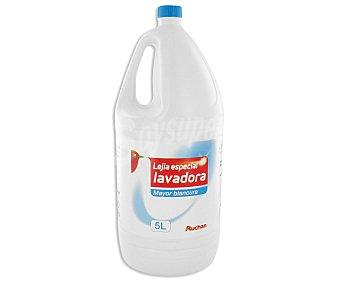 Auchan Lejía especial para lavadora, mayor blancura 5 l