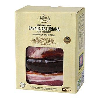 De nuestra tierra Preparado fabada asturiana - Sin Gluten 950 g