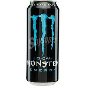 Monster Energy Bebida energética Lo-Carb Lata 50 cl