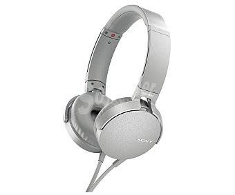 Sony Auriculares de diadema MDR-XB550AP, con micrófono con micrófono
