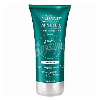 E'lifexir Gel anticelulítico reductor en emulsión, con efecto tensor minucell 200 ml