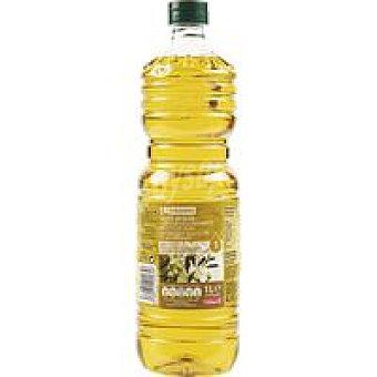 Eroski Aceite de oliva intenso 1º Botella 1 litro