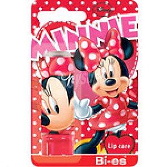 Minnie Protector labial infantil blister 1 unidad