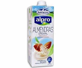 Central Lechera Asturiana Alpro bebida Almendra 1 litro