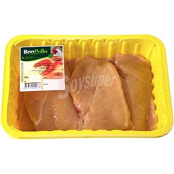 BONPOLLO Filetes de pechuga de pollo bandeja familiar 1,4 kg peso aproximado 1,4 kg