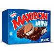 Helado mini maxibon nata Caja 6 x 85 g Nestlé