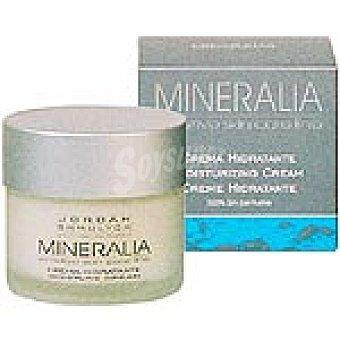JORDAN SHMULYCK Mineralia Crema hidratante piel sensible sin perfume Tarro 50 ml