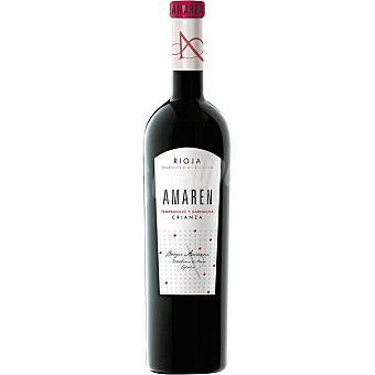 Amaren Vino tinto crianza D.O. Rioja Botella 75 cl