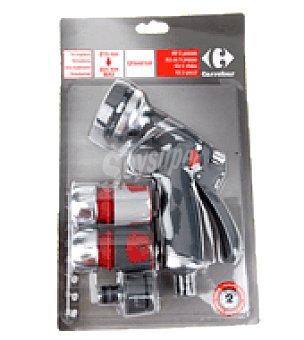 Carrefour Kit 5 piezas con pistola multiuso