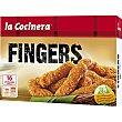 Fingers de pollo aprox estuche 320 g 16 unidades La Cocinera