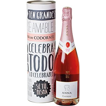 ANNA DE CODORNIU Cava brut rosado & Mr. Wonderful Edicción Limitada  botella de 75 cl