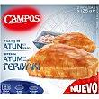 Filetes de atún en salsa teriyaki estuche 250 g 2 bolsas de 125g Campos