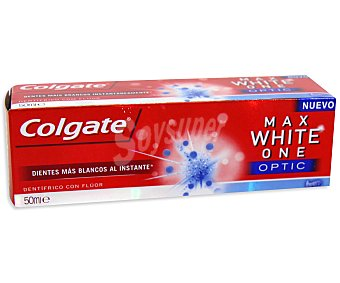 MAX WHITE ONE Colgate Crema Dental 75 Mililitros