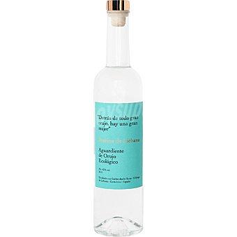 JUSTINA DE LIEBANA Aguardiente de orujo ecológico botella 50 cl botella 50 cl