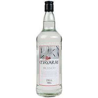 Mayaray Ron Blanco Botella 1 litro