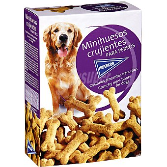 KATAKÁN Minihuesos crujientes para perros Caja 400 g