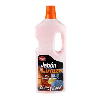 Pqs Jabón linaza perfume limón rústico y mármol 1 l