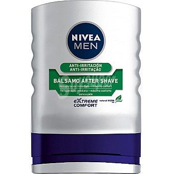 Nivea For Men After shave bálsamo Extreme Comfort anti-irritación para hombre frasco 100 ml Frasco 100 ml