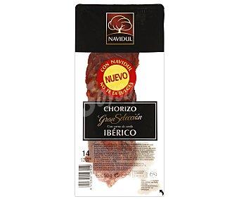 Navidul Chorizo ibérico en lonchas Sobre 50 g