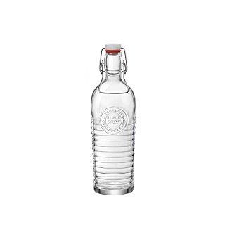 Bormioli Botella de Vidrio Officina 1825 1pz - Transparente 1 ud