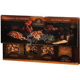 Gorrotxategi Deg. de chocolate con frutos secos Tableta 320 g
