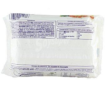 Auchan Canelones de atún 525 gramos