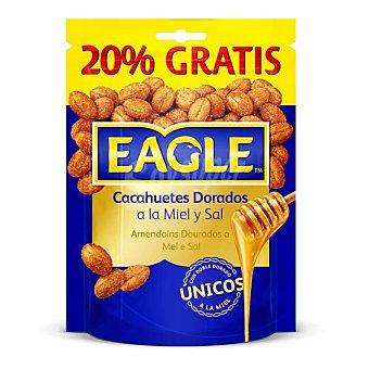 Eagle Cacahuetes Fritos con Miel 75 gr