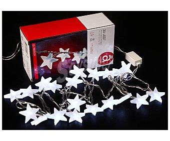 Actuel Luces de navidad con forma de estrellas, arbolitos o muñecos de nieve, con luz de diferentes colores actuel. Este producto dispone de distintos modelos o colores. Se venden por separado SE surtirán según existencias 20 led multi