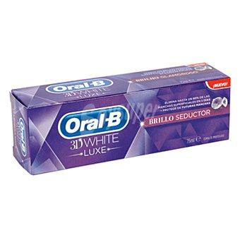 Oral-B Dentífrico 3D white brillo seductor Tubo 75 ml