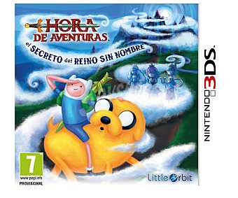 LITTLE ORBIT Hora de Aventuras para NINTENDO 3DS  1u