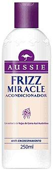 Aussie Acondicionador Frizz Miracle con extracto de hojas de Goma Azul Australiana frasco 250 ml Frasco 250 ml