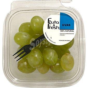 FRUTA & FRESH Uvas Tarrina 200 g