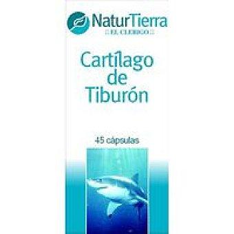 NATURTIERRA Cartílago de tiburón 45 c