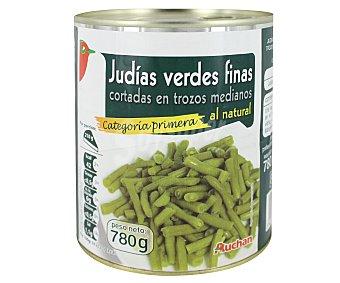 Auchan Judías Verdes Finas 420 Gramos Peso Escurrido