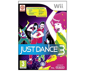 UBISOFT Just Dance 3 Wii  1u