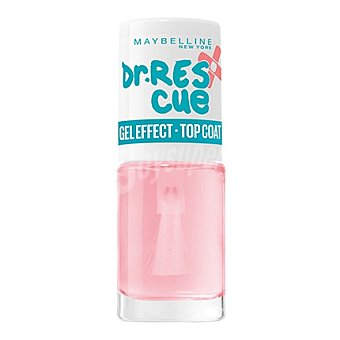 Maybelline New York Tratamiento uñas Dr. Rescue Gel effect - top coat 1 ud