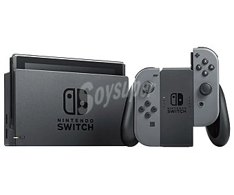 Nintendo Consola Switch color gris nintendo