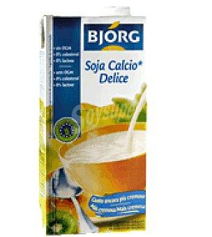 Bjorg Bebida de soja con calcio 1 brik de 1 l