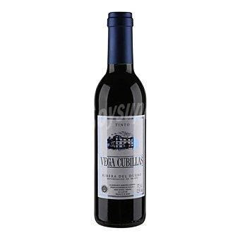 R. Del Duero Vega Cubillas Vino Tinto Joven Botellín 37,5 cl