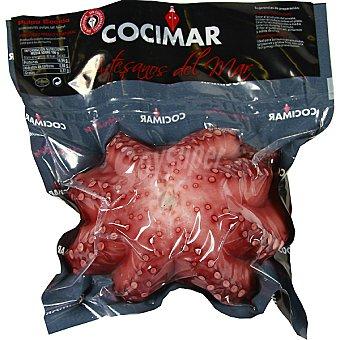 Cocimar Pulpo entero cocido peso aproximado pieza 850 g